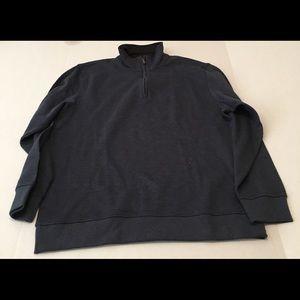 Van Heusen mens Size Large Sweatshirt